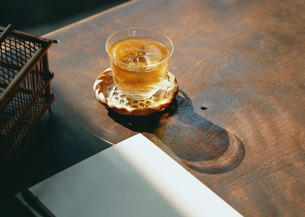 冷茶の写真素材 [FYI03024037]