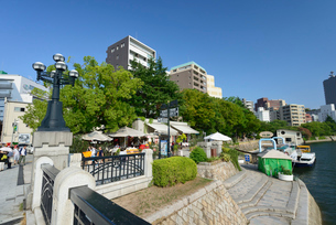 広島平和記念公園の写真素材 [FYI03024250]