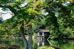金沢の風景の写真素材 [FYI03025054]