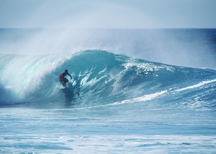 サーフィンの写真素材 [FYI03025225]