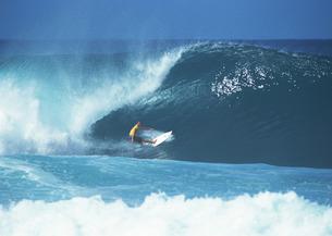 サーフィンの写真素材 [FYI03025231]