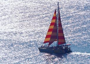 ヨットの写真素材 [FYI03025260]