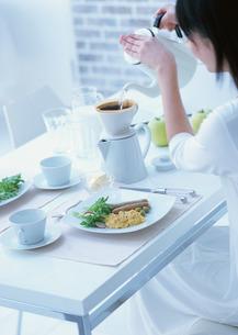 朝食の写真素材 [FYI03025793]