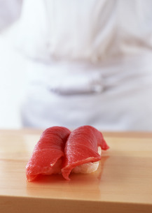 にぎり寿司の写真素材 [FYI03025919]