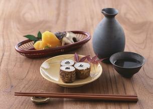 和食イメージの写真素材 [FYI03026084]