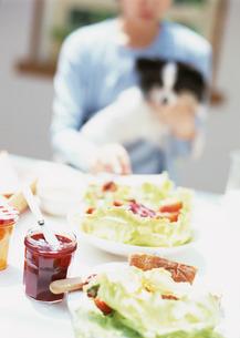 朝食イメージの写真素材 [FYI03026114]