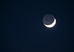 月の写真素材 [FYI03026294]