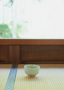 抹茶碗の写真素材 [FYI03027621]