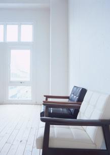 ソファーの写真素材 [FYI03028052]