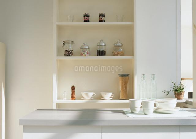 キッチンイメージの写真素材 [FYI03028081]