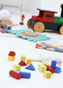 おもちゃの写真素材 [FYI03029288]