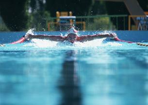 水泳の写真素材 [FYI03029914]