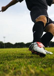 サッカーの写真素材 [FYI03030024]