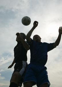 サッカーの写真素材 [FYI03030025]