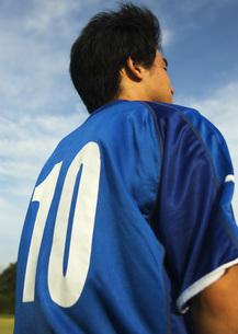 サッカー選手の写真素材 [FYI03030041]