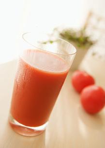 トマトジュースの写真素材 [FYI03030145]