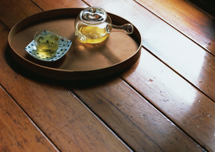 冷茶の写真素材 [FYI03030784]