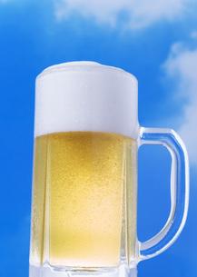 生ビールの写真素材 [FYI03031136]