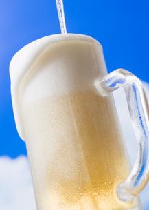 生ビールの写真素材 [FYI03031152]