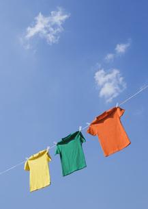 洗濯イメージの写真素材 [FYI03031185]