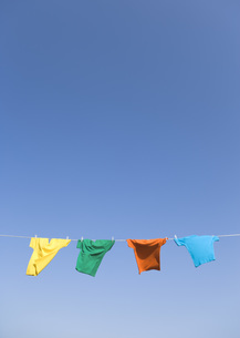 洗濯イメージの写真素材 [FYI03031188]