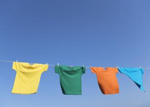 洗濯イメージの写真素材 [FYI03031191]