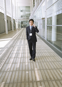 ビジネスマンの写真素材 [FYI03031353]