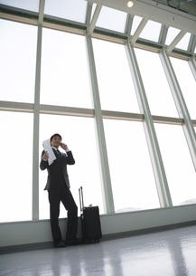 ビジネスマンの写真素材 [FYI03031407]