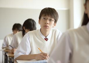 中学生の写真素材 [FYI03031559]