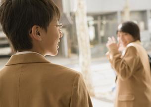 中学生の写真素材 [FYI03031654]