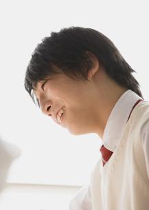 中学生の写真素材 [FYI03031675]