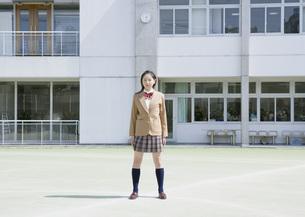 中学生の写真素材 [FYI03031725]