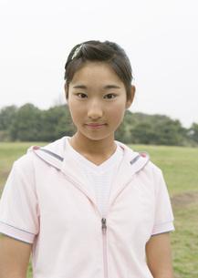 女の子の写真素材 [FYI03031812]