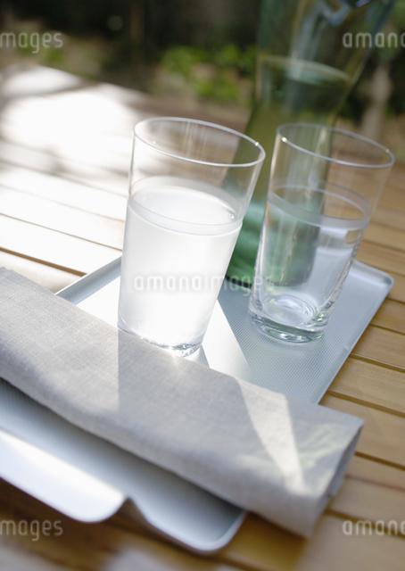 グラスの写真素材 [FYI03032718]