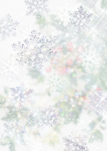 クリスマスイメージ(CG)の写真素材 [FYI03033642]