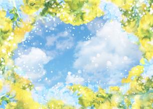 春イメージ(CG)の写真素材 [FYI03033693]