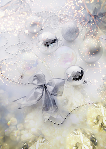 クリスマスイメージ(CG)の写真素材 [FYI03033720]