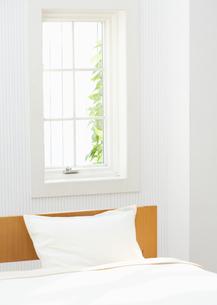 ベッドの写真素材 [FYI03035209]