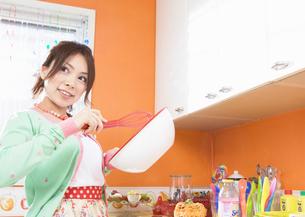 料理シーンの写真素材 [FYI03035596]