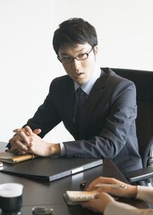 ビジネスマンの写真素材 [FYI03036366]