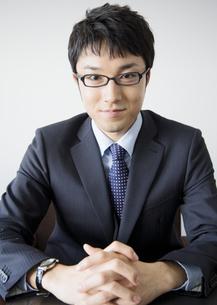 ビジネスマンの写真素材 [FYI03036480]