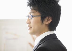 ビジネスマンの写真素材 [FYI03036519]