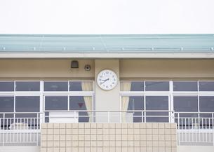 校舎の写真素材 [FYI03036562]