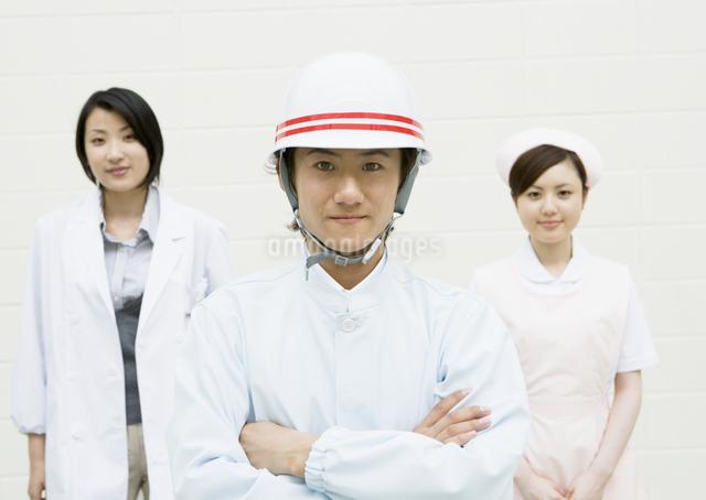 医療スタッフの写真素材 [FYI03036998]