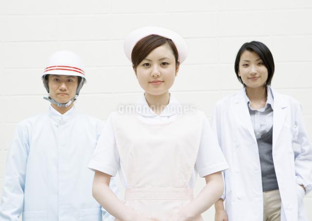 医療スタッフの写真素材 [FYI03037000]