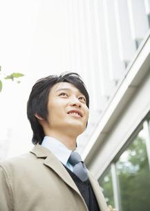 ビジネスマンの写真素材 [FYI03037092]