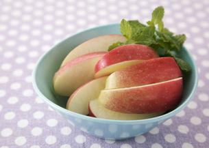 リンゴの写真素材 [FYI03037303]