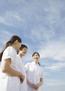 女医と看護師の写真素材 [FYI03037463]