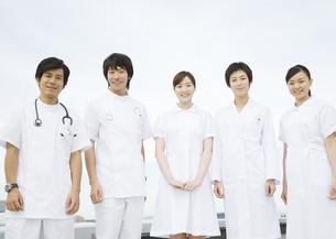 医師と看護師の写真素材 [FYI03037493]