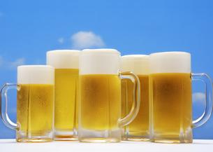 ビールの写真素材 [FYI03037815]